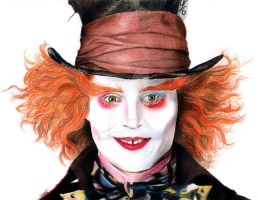 Mad Hatter by hoernchen610
