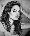 .: Angelina Jolie :. by Maggy-P