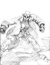 Hellboy-oh-boy by shanepeters