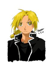 Edward Elric by AustralianWolf