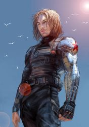 Winter Soldier by sunsetagain