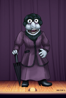Muppet Masters - Gomez by ErinPtah