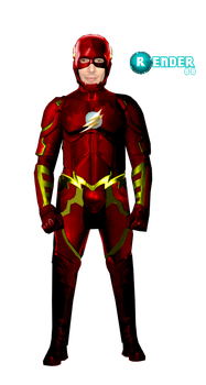 The Flash by Render88