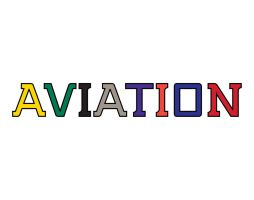 Aviation Font Style FREE by modern2143
