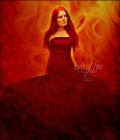 Lady Of Fire by Doucesse