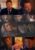 getting married (Destiel) by mistofstars