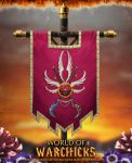 World of Warchicks Crest Desig by kaliko-rosa