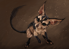 ARK Jerboa by ColorstainedRaven