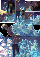 Commission - Comic Page Ice 2 by shonemitsu