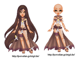 Sailor Solyom Pixel by Marushi-Dracul