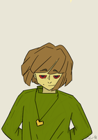 Chara (Collab) by FadingRiver