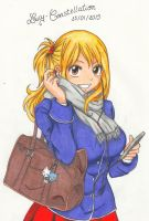 Fashion Lucy by Lucy-Constellation