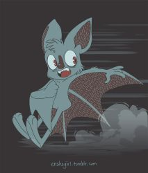 Limited Palette Bat by jiggly