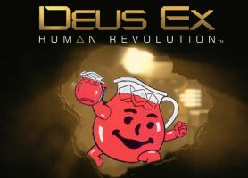 Deus Ex : Kool-Aid Edition by JohnLennon92