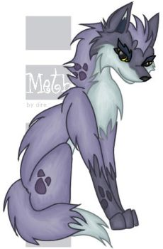 + Meth + : Tyrannian Lupe by toxic-dire