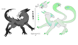 Creature Adopt Auction (Closed) by karmicon