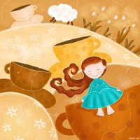toffee coffee by libelle