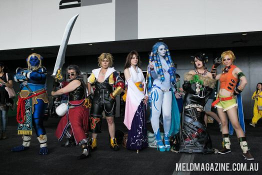 FFX - This Is Our Story by I-Artemis-I