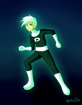 Danny Phantom by Shiyastra