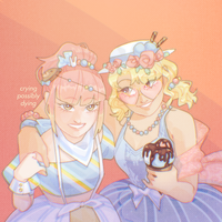 anime dress up.. by cryingpossiblydying