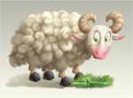 Character: Sheep by AimanStudio