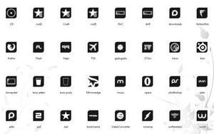 Simply 64px icons by wiatrP1