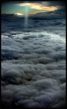 Above Clouds by shoowack