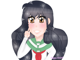 Kagome by SpeedPaintJayvee12