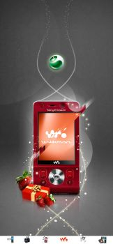 Sony Ericsson W910i Walkman by Gin-n-Juice