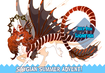 { Stygian Summer Advent } Day 8! by Zoomutt