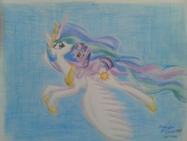 Riding the Sun by brab777