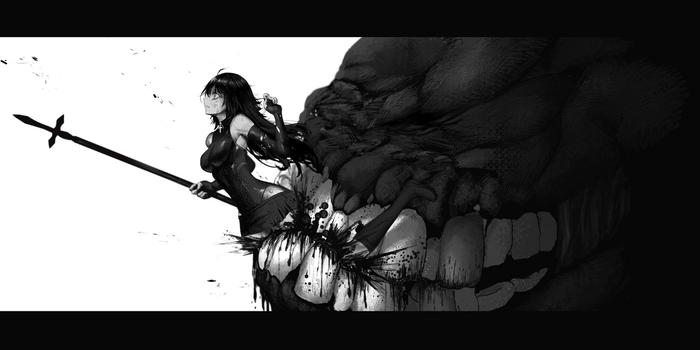 Attack from behind by dishwasher1910