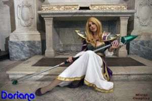 LADY JAINA PROUDMOORE 3 by MiraiCosplay