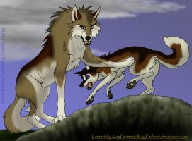 Alpha and Omega 2 by Tephra76
