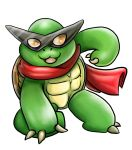 Tomodachi turtle by mogstomp