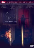 A Haunted House FRONT COVER by Chareon