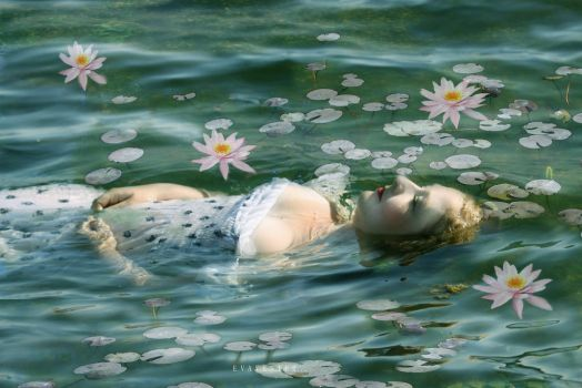 Ophelia..... by EVAVESTER