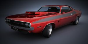 Dodge Challenger TA by Storm909