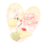 Yoshi Lillie by PaperLillie