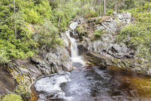 Falls of Bruar - upper by sequential