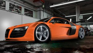 Audi R8 LMS by degraafm