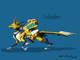 Turbofox by Ink-in-Hand