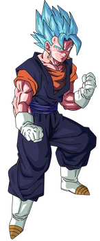 Vegito | Vegetto SSGSS Dragon Ball Super | Render by xAntroGamerx