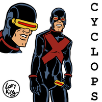 Cyclops Concepts by LarryKingUndead