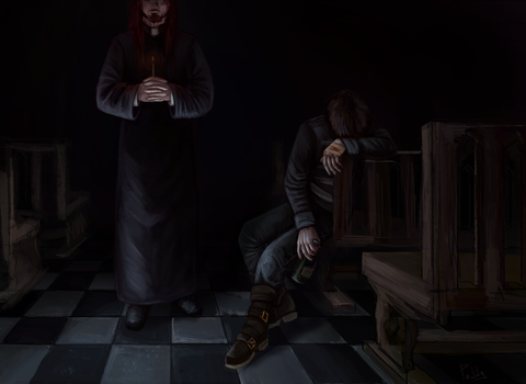 Repentance by Paddy-William