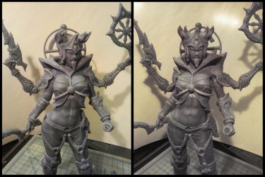 Lord of Light - Kali 3D print by jubjubjedi