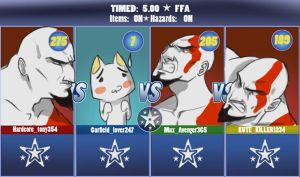 Playstation Allstar Matchmaking by Dullsville