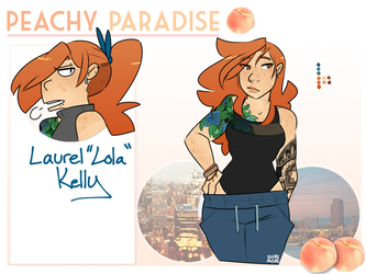 PP: Lola Kelly by nepetacide