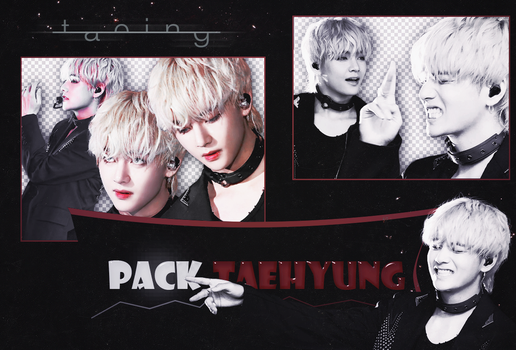 PACK Taehyung PNG | BTS by Taeing