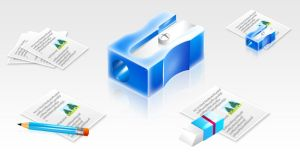 Glossy Icons 1 by xishan1
